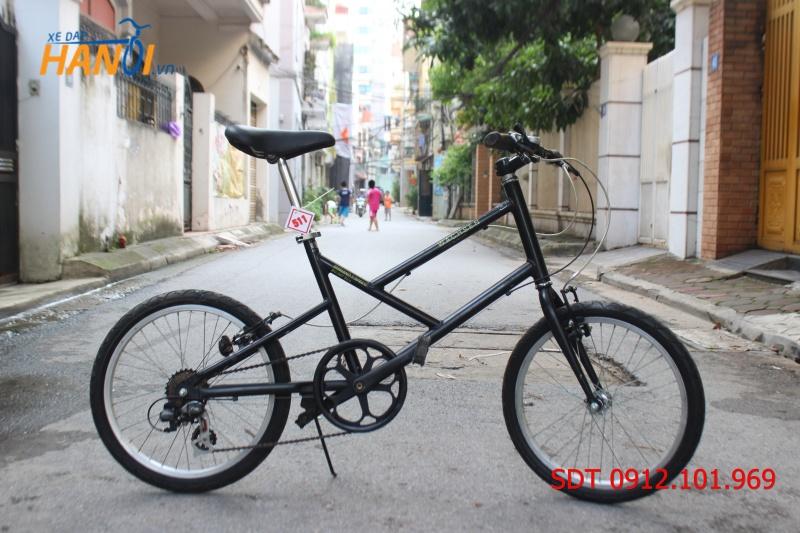 Xe đạp Nhật bãi Wachsen
