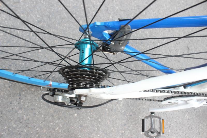 Xe đạp Nhật bãi Raychell - xe Nhật