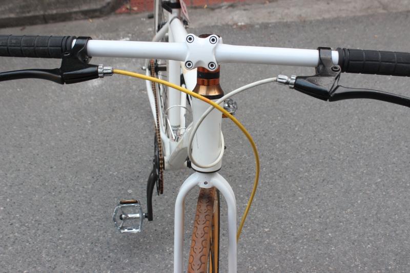 Xe đạp Nhật bãi Ballistic - xe Nhât