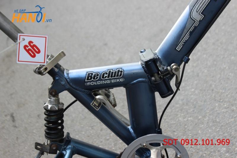 Xe đạp nhật bãi gập Be Club