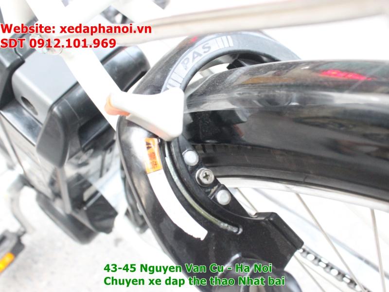 Xe  đạp trợ lực điện Yamaha pas