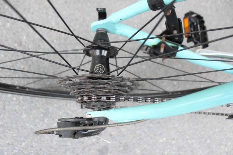 Xe đạp Nhật bãi Raleigh - xe Anh