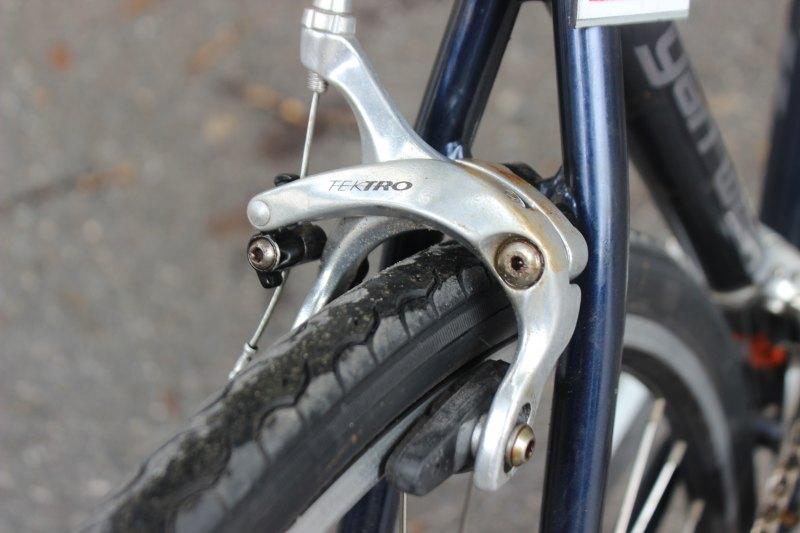 Xe đạp Nhật bãi Gan WeII FRD 7000
