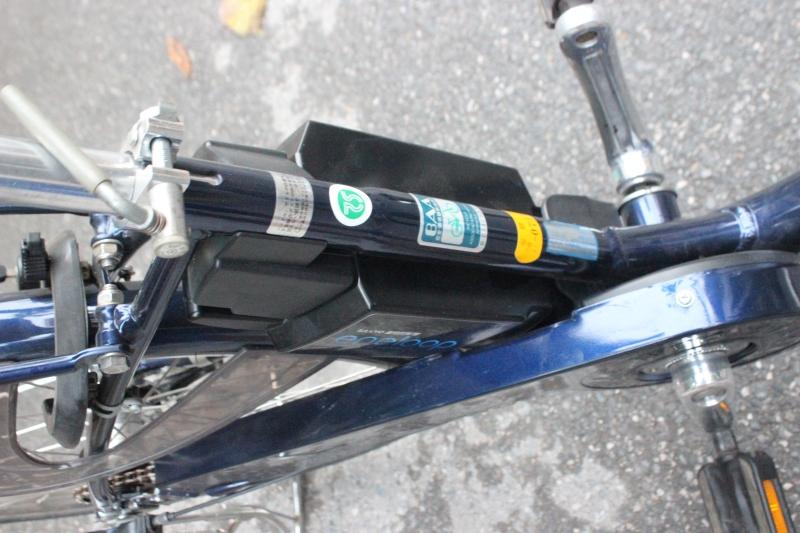 Enelopp bike, xe trợ lực Nhật