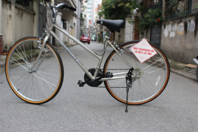 Xe đạp Nhật bãi Diamond Back - Xe Mỹ