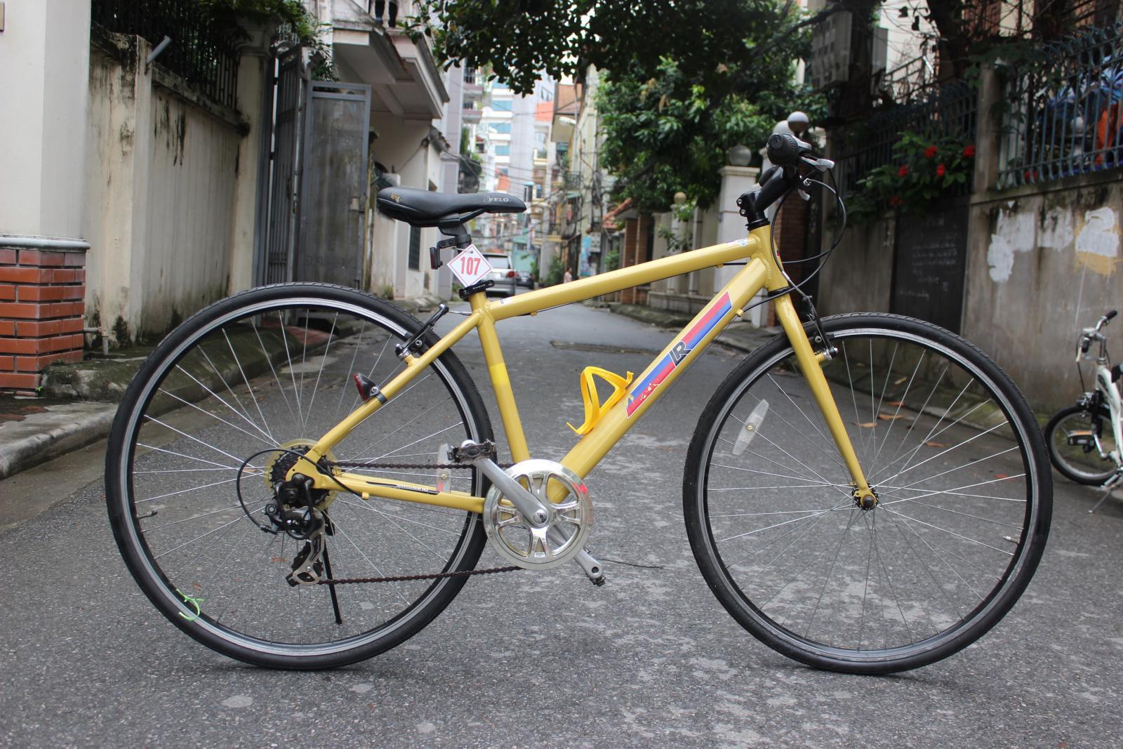 Xe đạp Nhật bãi Touring R