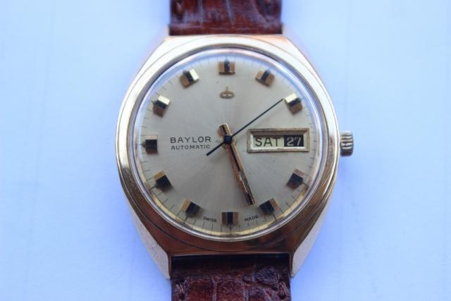 Đồng hồ Baylor - Thụy Sỹ