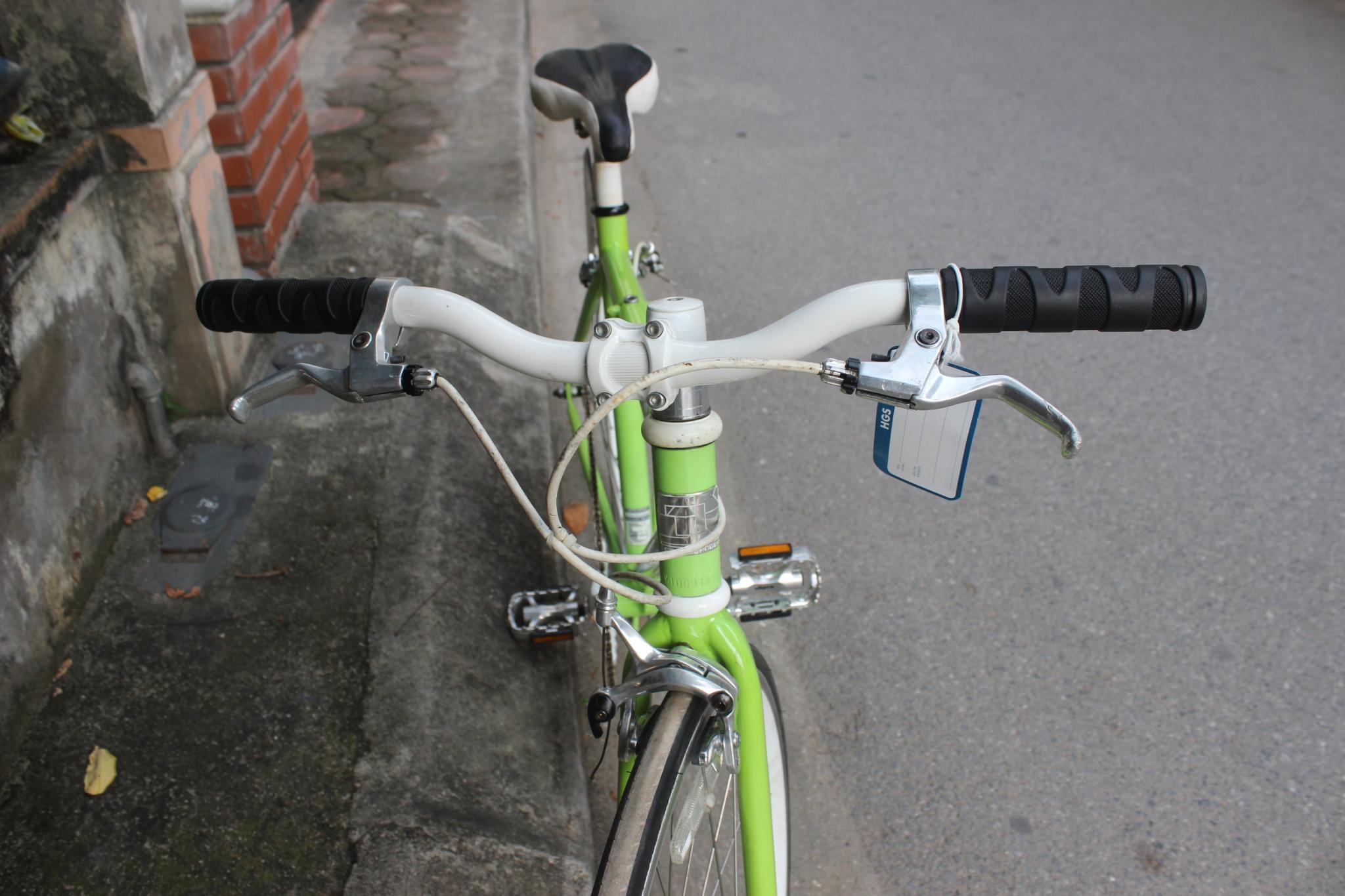Fixed Gear Oppel Ganger