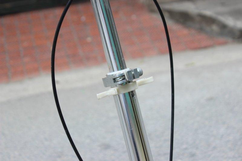 SLIX TS6 TRI SKATE  - xe đạp Lắc