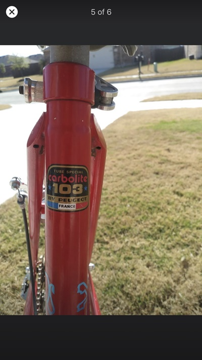Xe đạp Touring PEUGORT ĐANG ĐỢI TỪ USA