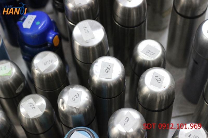 Bình nước giữ nhiệt 500ml Nhật bãi loại bé giá từ 100n
