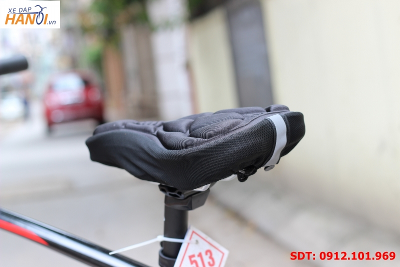 Bọc yên xe đạp - tháo lắp rễ ràng, tiện lợi