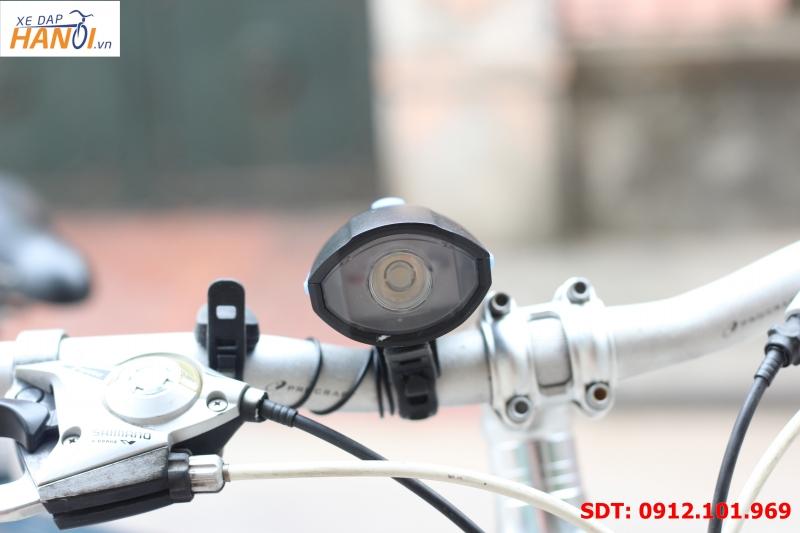 Đèn tích hợp còi xe đạp