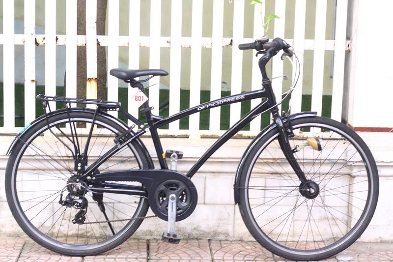 Xe đạp Touring Nhật bãi Louis TRX II đến từ canada