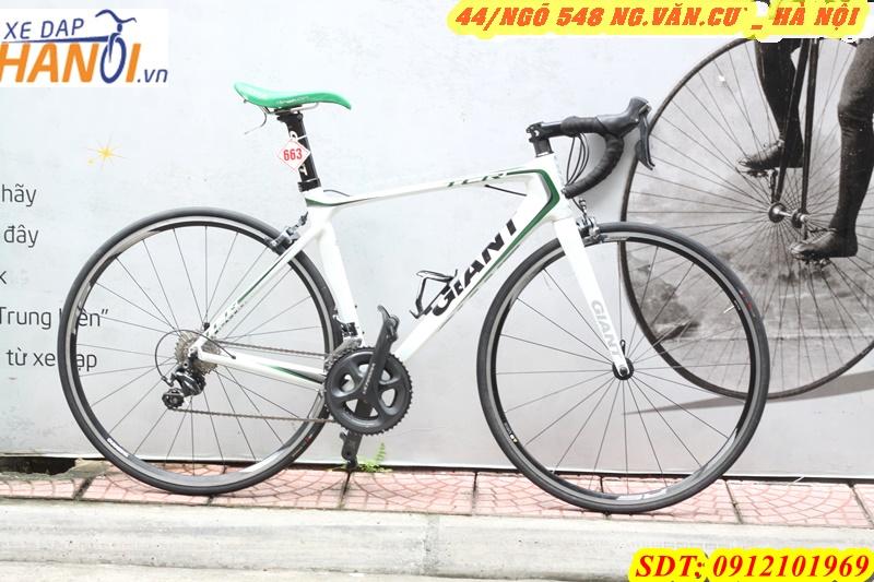 Xe đạp thể thao roading GIANT TCR CARBON   ĐẾN TỪ CHÂU ÂU-