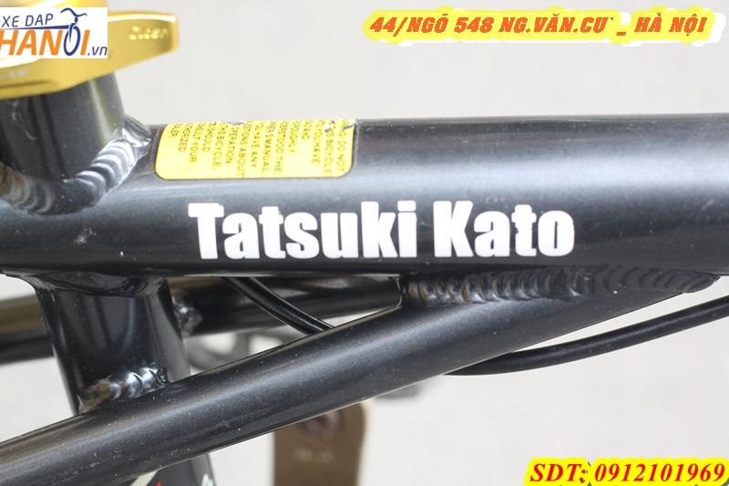Xe đạp thể thao Nhật bãi MTB GT KATO đến từ USA-