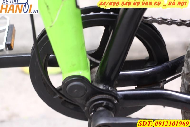 Xe đạp trợ lực Nhật bãi Panasonic DX đén từ Japan