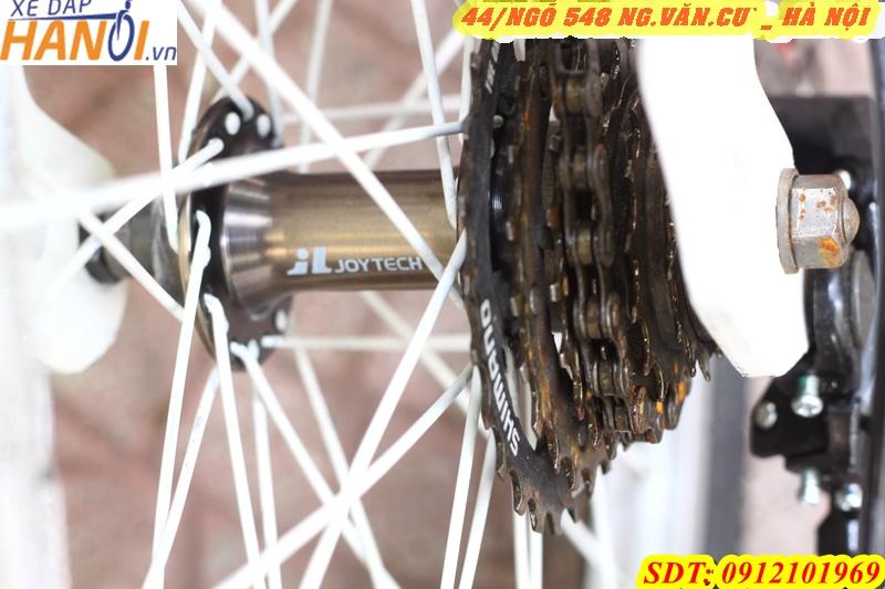 Xe đạp Touring Nhật bãi GIOS PURE  đến từ nước Ý