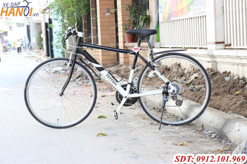 Xe đạp Touring Nhật bãi FERARRY ĐẾN TỪ NƯƠC Ý