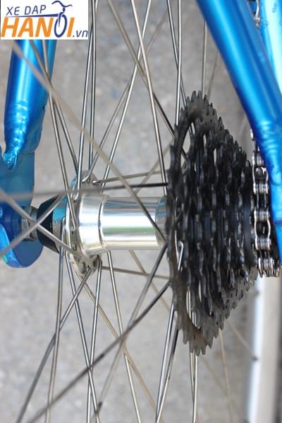 Xe đạp touring Nhật bãi FORKSI đến từ  JAPAN