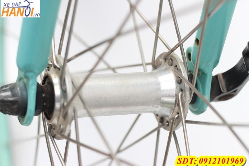 Xe đạp Touring Nhât bãi BLUEHS - HÀNG NỘI ĐỊA