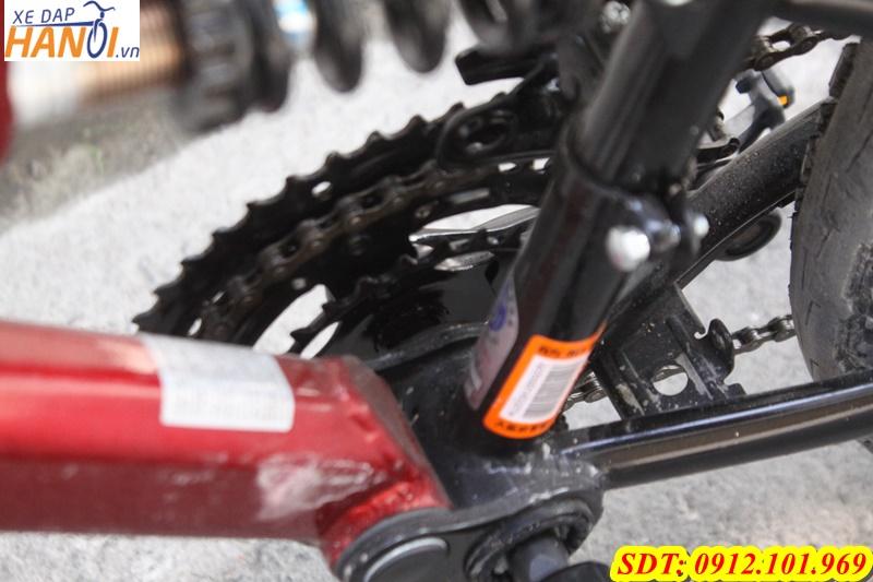Xe đạp MTB Nhật bãi Land Rove - đến từ nước Anh - đã qua sử dụng