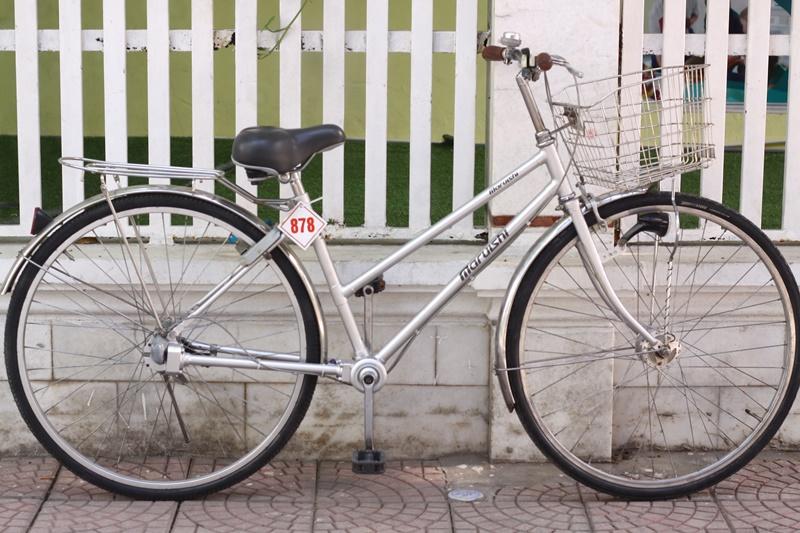 Xe đạp thể thao Touring Nhât bãi Louis Chase