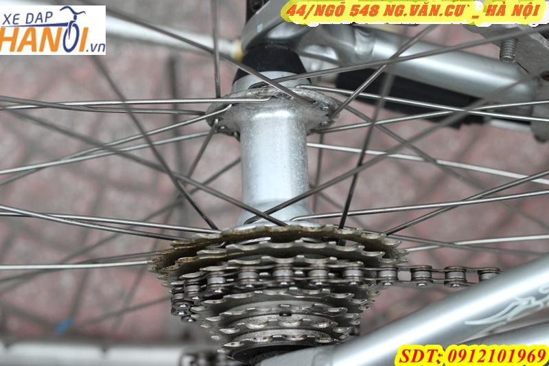 Xe đạp Mini Nhât bãi Transmagic đến từ Japan