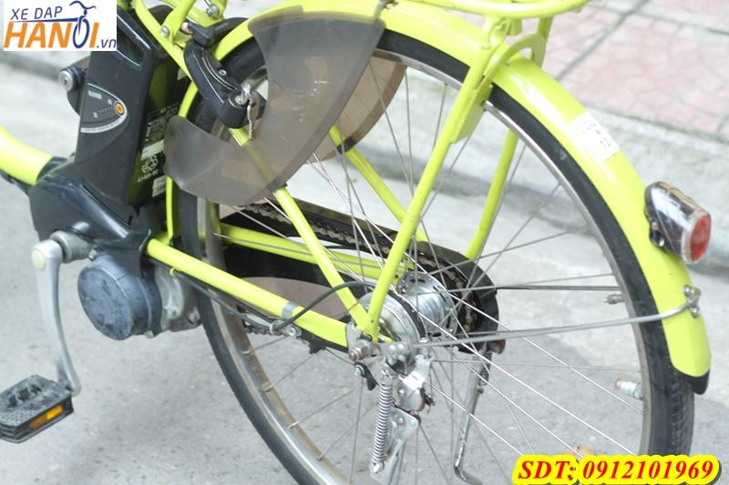 Xe  đạp thể thao trợ lực Nhật bãi panasonic  đến từ Japan