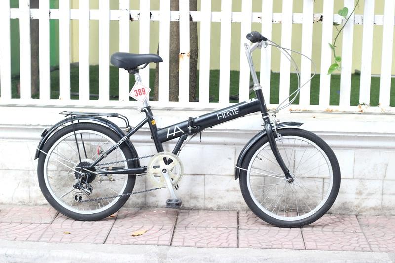 Xe đạp thể thao MTB GAMP HYDAS ĐẾN TỪ NƯỚC ĐƯC - XE MỚI