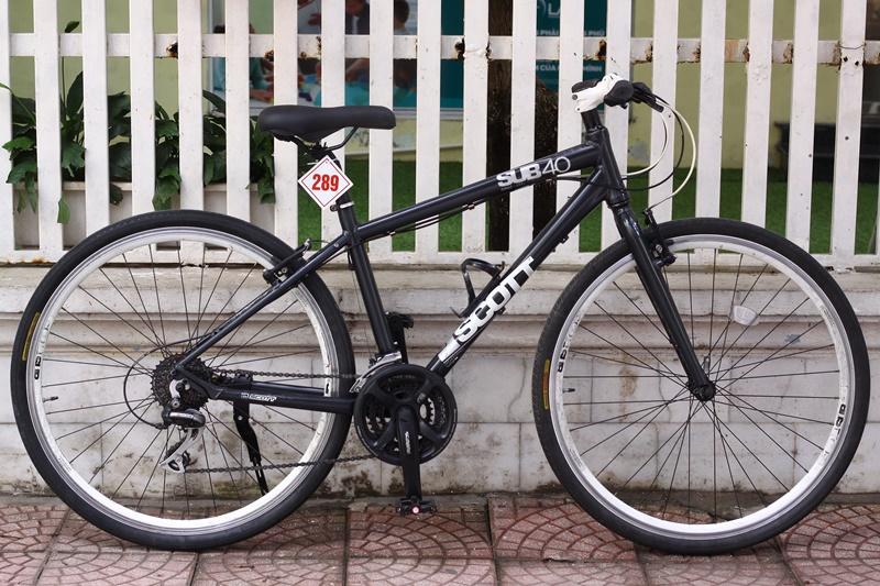 Xe đạp Touring Nhật bãi Louis Garneau  đến từ Canada-