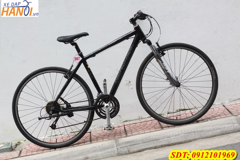 Xe đạp touring Nhât bãi Specialized Cross