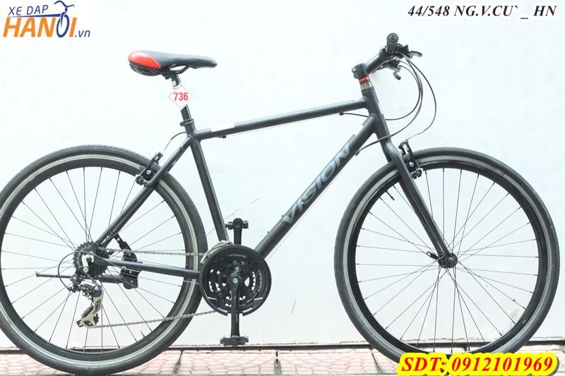 Xe đạp thể tha Touring Nhật bãi VISION ĐẾN TỪ JAPAN