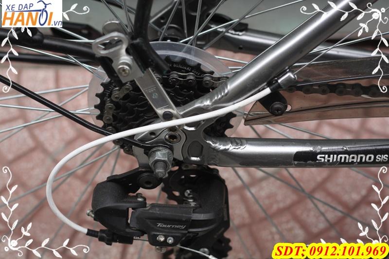 Xe đạp thể thao touring Nhât bãi Alcross2
