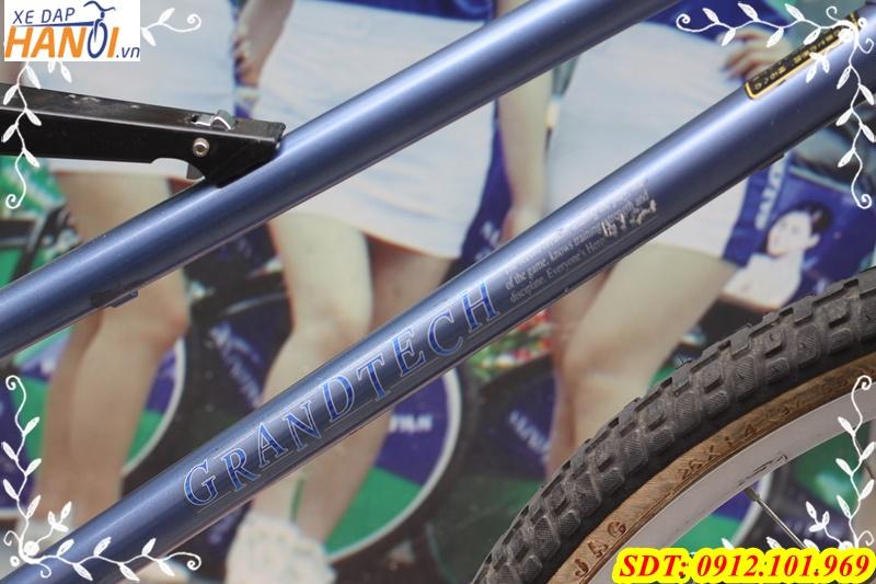 Xe đạp thể thao touring Nhât bãi: Grandteck