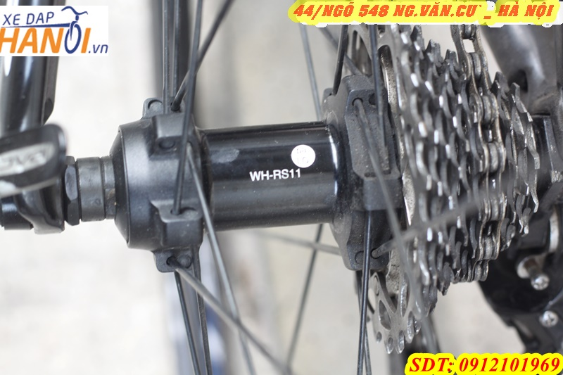 Xe đạp đua roading CARBON GIANT TCR ĐẾN TỪ CHÂU ÂU