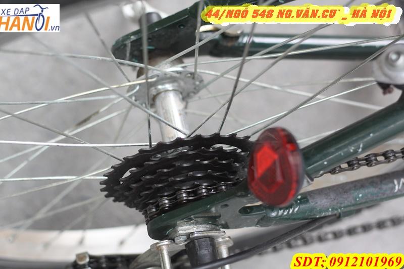 Xe đạp thể thao Nhật bãi JAGURA ĐẾN TỪ NƯỚC ANH-