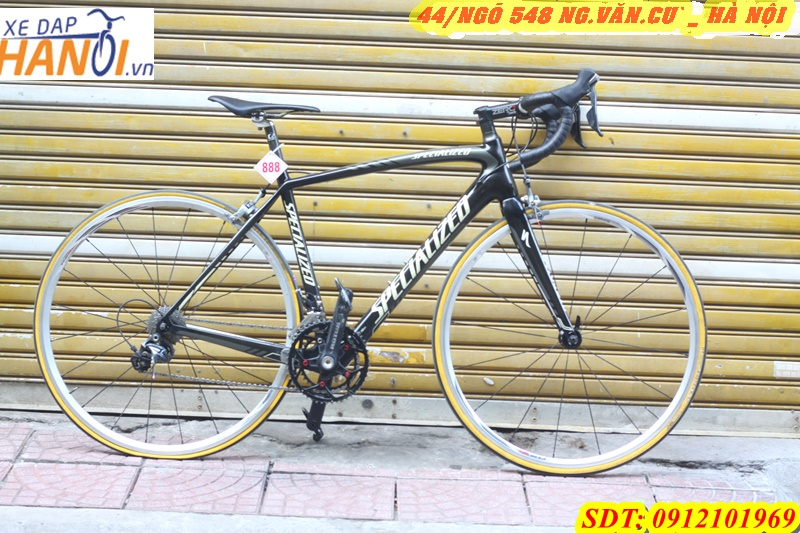 Xe đạp đua roading CARBON SPECIALIZED AMIRA HANDMADE FROM USA