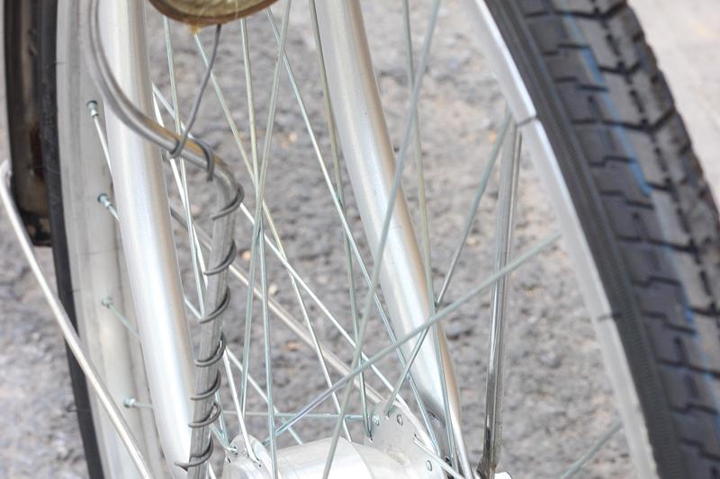 Xe đạp mini Nhật bãi Asmo