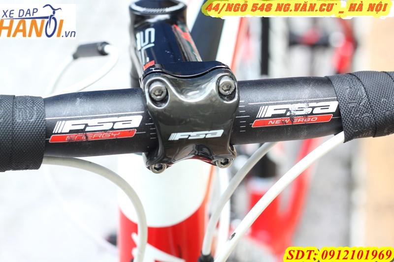 Xe đạp road Carbon MERIDA CERMAN 907 Made in Taiwant gần như mới cứng