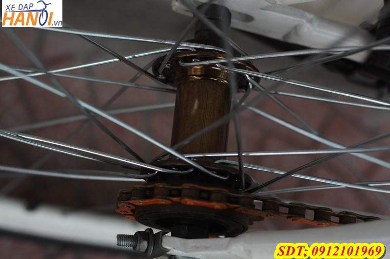 Xe đạp Touring Nhật bãi Ballistic đến từ Japan-