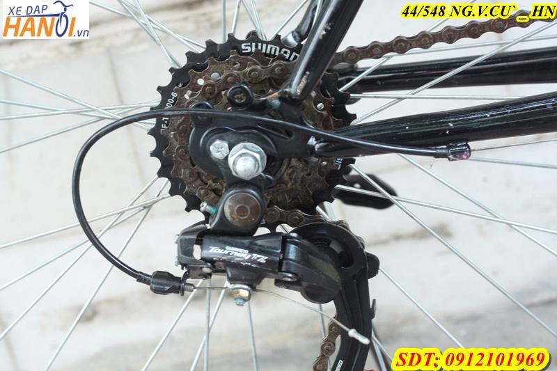 Xe đạp touring thể thao Nhật bãi ANDY ĐẾN TỪ JAPAN