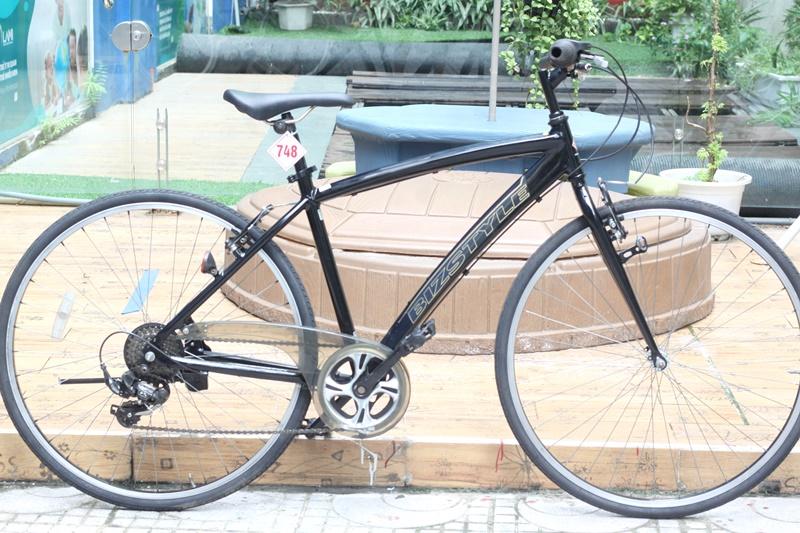 Xe đạp mini Nhật bãi ALBELT HÃNG BRIDGESTONE ĐẾN TỪ JAPAN