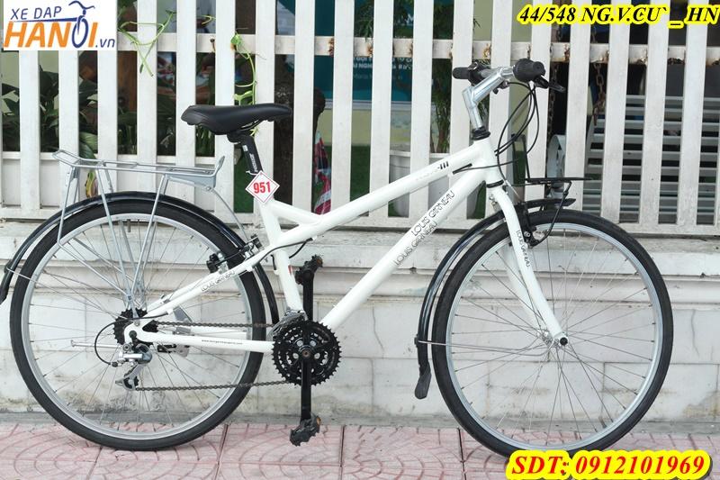 Xe đạp thể thao touring Nhât bãi LOUIS RSR III đến từ Canada