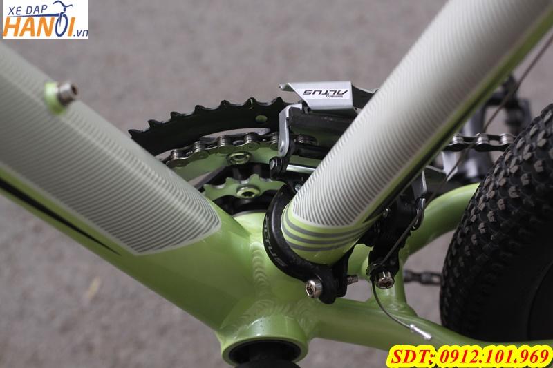 Xe đạp MTB NHẬT BÃI DAHON TRUAAP ĐẾN TỪ USA - Xe mới