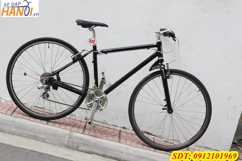 Xe đạp Touring Nhật bãi RITEWAY FERTILE đên từ Japan