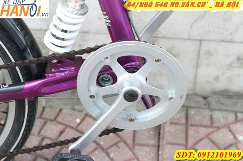 Xe đạp Touring Nhật bãi NORGARD đến từ Japan