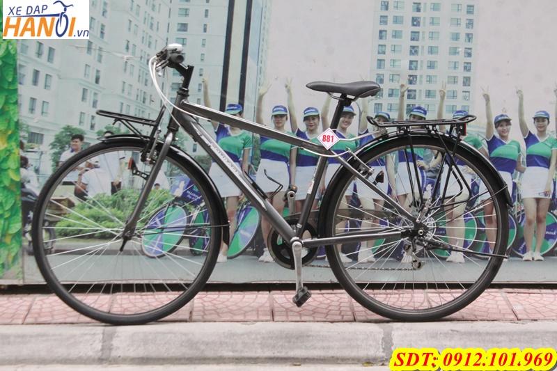 Xe đạp thể thao touring nhât bãi Courage đến từ Japan