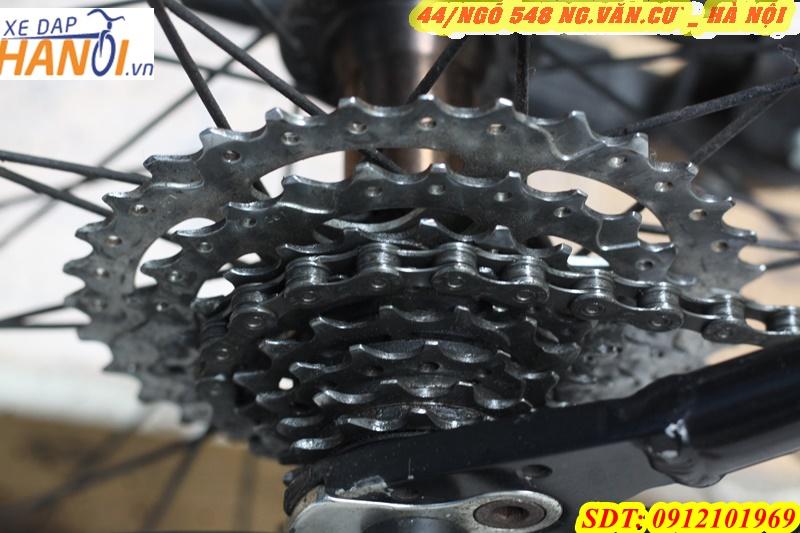 Xe đạp Touring Nhât bãi Louis TR Lite E đến từ Canada