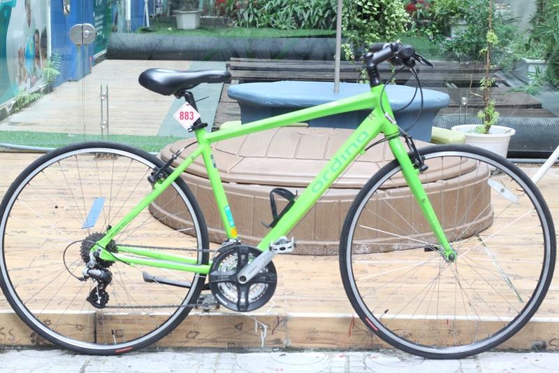 Xe đạp thể thao Touring Nhât bãi Markrosa Bridgestone đến từ Japan